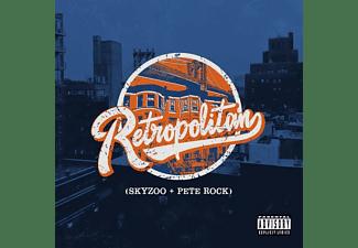 Skyzoo, Pete Rock - RETROPOLITAN -DIGI-  - (CD)