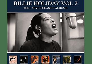 Billie Holiday - SEVEN CLASSIC ALBUMS VOL.2  - (CD)