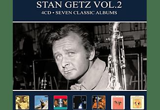 Stan Getz - SEVEN CLASSIC ALBUMS VOL.2  - (CD)