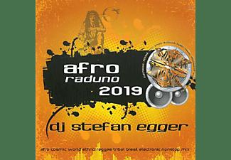 Dj Stefan Egger - Afro Raduno 2019  - (CD)