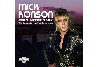 Mick Ronson - ONLY AFTER DARK-THE COMPLETE MAINMAN RECORDINGS  - (CD)