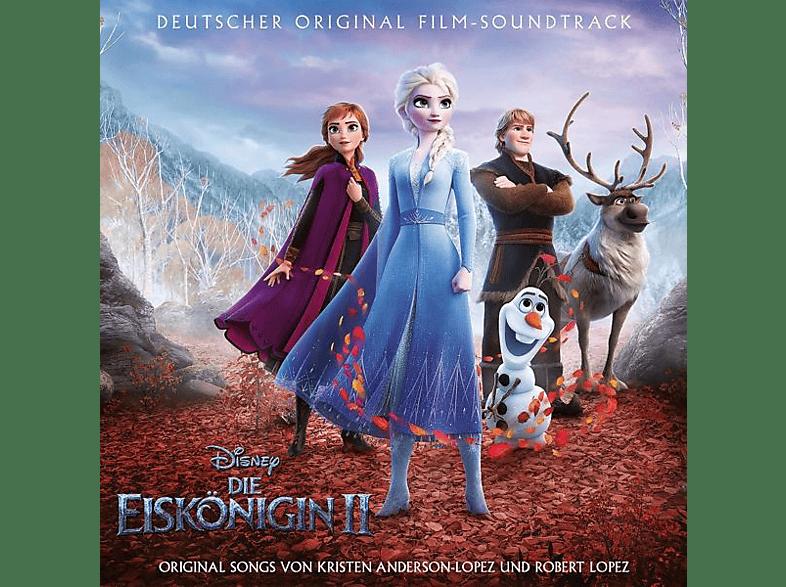 VARIOUS - Die Eiskönigin 2 (Frozen 2) - (CD)