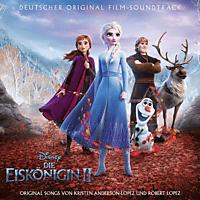 VARIOUS - Die Eiskönigin 2 (Frozen 2) - [CD]