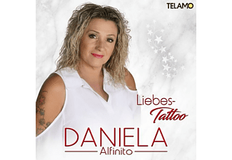 Daniela Alfinito - Liebes-Tattoo  - (CD)