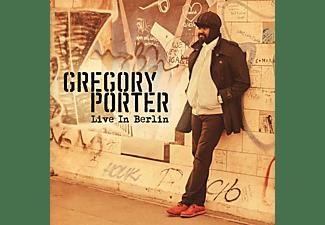 Gregory Porter - Live In Berlin  - (CD + DVD Video)
