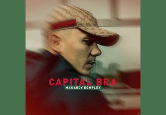 Capital Bra - Makarov Komplex [CD]