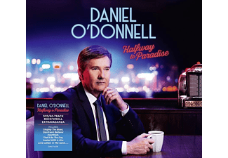 Daniel O'Donnell - HALFWAY TO PARADISE  - (CD)