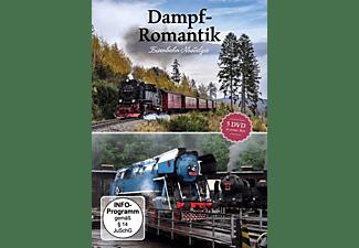 Dampf-Romantik: Eisenbahn Nostalgie (5 DVD) DVD