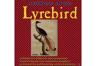 Doyle/Atherton - Lyrebird: Collages for Didjeridu and Percussion  - (CD)