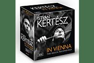 Istvan Kertesz, Fassbaender, Popp - Istvan Kertesz In Vienna (Ltd.Edt.) [CD + Blu-ray Audio]