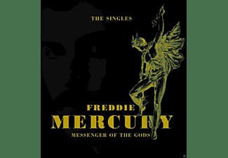 Freddie Mercury - Messenger Of The Gods-The Singles (2CD) [CD]