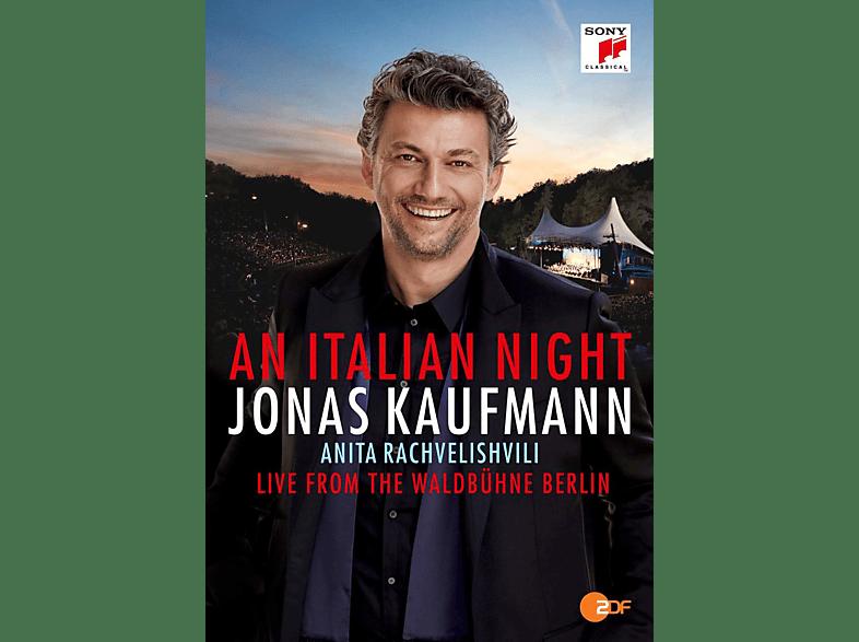 Jonas Kaufmann, Anita Rachevelishvili, Jochen Rieder, Rundfunk-sinfonieorchester Berlin - An Italian Night-Live from the Waldbühne Berlin [DVD]