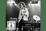 Spirit - Live At Rockpalast 1978 (2CD+DVD) [CD + DVD Video]