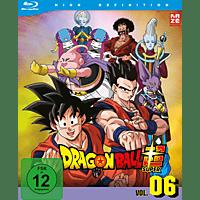 Dragonball Super – 5. Arc: Universum-Turnier – Box 6 - Epi. 77-95 Blu-ray
