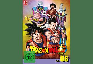 Dragonball Super – 5. Arc: Universum-Turnier – Box 6 - Epi. 77-95 DVD