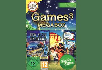 GAMES3 MEGABOX 6 - [PC]