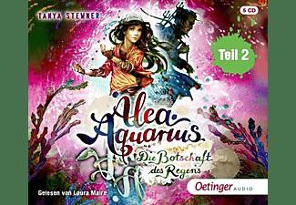 Tanya Stewner - Alea Aquarius 5.2 Die Botschaft des Regens  - (CD)