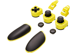 THRUSTMASTER eSwap Yellow Color Pack - Modules interchangeables (Jaune/Noir)