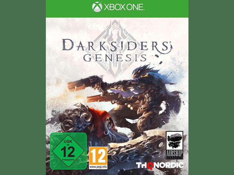 XBO DARKSIDERS GENESIS [Xbox One]
