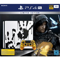 SONY Playstation 4 Pro 1TB Limited Death Stranding Edition