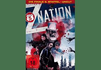 Z Nation-Staffel 5 (4 DVDS Uncut-Edition) DVD