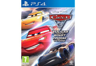 Warner Bros Cars 3, Driven to Win PS4 (1000646056)