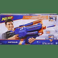 NERF Nerf N-Strike Elite Infinus Blaster, Mehrfarbig