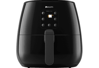PHILIPS HD 9260/90 AIRFRYER XL Heißluftfritteuse 1900 Watt Deep Black