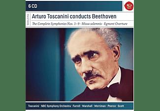 Arturo Toscanini - Arturo Toscanini Conducts Beethoven  - (CD)