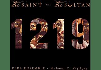 Pera Ensemble - The Saint And The Sultan  - (CD)