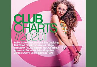 VARIOUS - Club Charts 2020.1  - (CD)