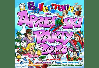 VARIOUS - Ballermann Apres Ski Party 2020  - (CD)