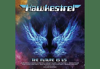 Hawkestrel - FUTURE IS US (DIGI)  - (CD)