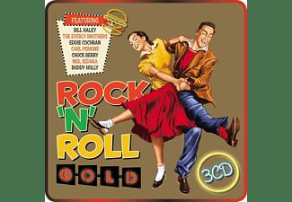 VARIOUS - Rock 'n' Roll Gold (Metalbox Ed)  - (CD)