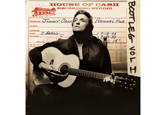 Johnny Cash - BOOTLEG 1:.. -COLOURED-  - (Vinyl)