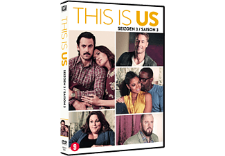 This Is Us: Saison 3 - DVD
