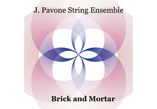 Jessica Pavone - BRICK & MORTAR  - (CD)