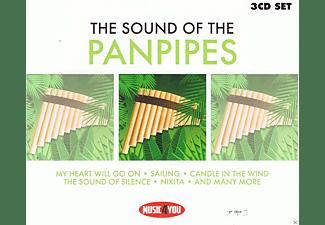 VARIOUS - Panpipes - Music4You  - (CD)