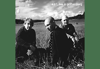 E.S.T. Esbjörn Svensson Trio - E.S.T.LIVE IN GOTHENBURG  - (Vinyl)