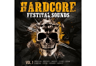 VARIOUS - Hardcore Festival Sounds Vol.1  - (CD)