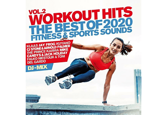 VARIOUS - Workout Hits Vol.2-The Best Of 2020 Fitness & S  - (CD)