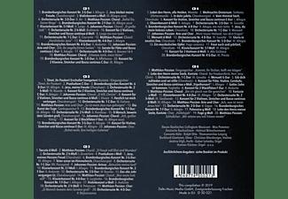 VARIOUS - 100 Meisterwerke Bach  - (CD)
