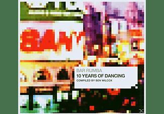 VARIOUS - BAR RUMBA - TEN YEARS OF DANCING  - (CD)