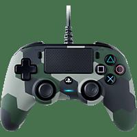 NACON PS4 kabelgebundener Controller Controller, Camouflage/Grün