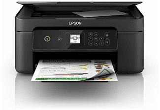 Impresora multifunción - Epson Expression Home XP-3100, Color, 33 ppmm, WiFi, Negro
