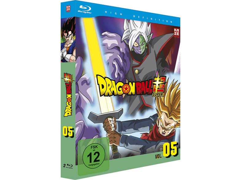Dragon Ball Super - Blu-ray Box 5 [Blu-ray]