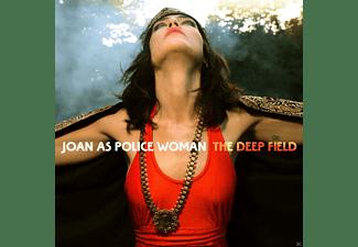 Joan As Police Woman - THE DEEP FIELD  - (Vinyl)