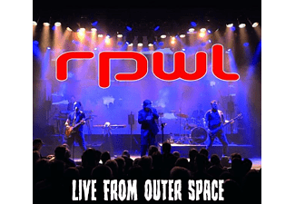 RPWL - Live From Outer Space (DVD)  - (DVD)