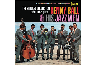 Kenny Ball & His Jazzmen - THE SINGLES COLLECTION, 1960-1962 PLUS - (CD)