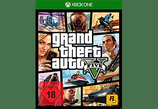 GTA 5 - Grand Theft Auto V - [Xbox One]